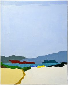 """Donna Walker Inlet Oil on canvas. 16"""" x 20"""" Fort Worth, Texas New."""