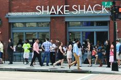The Shake Shack recently opened its third D.C. location in Penn Quarter. Plus a bunch of new restaurants in the Penn Quarter area.