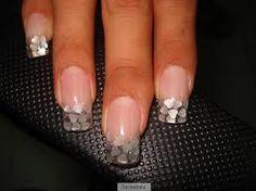 Resultado de imagen para decoraciones de uñas de cristal