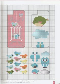 birds could be cute scattered all over a shirt like a pattern