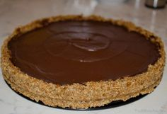 nyers vegán csokitorta Cakes And More, Vegan Recipes, Vegan Food, Sweet Tooth, Good Food, Low Carb, Gluten, Pie, Sweets