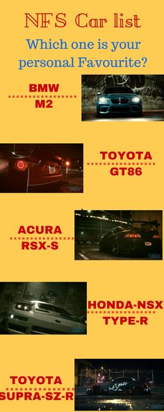 #NFS2015   #Added   #Newexclusivecars   New cars in NFS 2015.. check them out