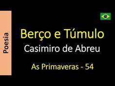Casimiro de Abreu - 54 - Berço e Túmulo. No Álbum duma Menina