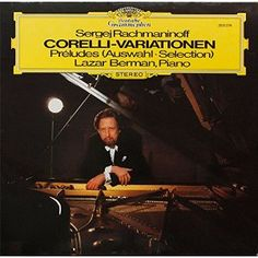 Sergei Rachmaninoff: Corelli Variationen / Preludes.