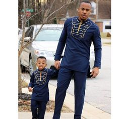"2,265 Likes, 7 Comments - T & T Fashions (@tyntyfashions_tntfashions) on Instagram: ""Our Men Crush All Day Everyday Especially Today *CHECK OUT AFRICA** #fatherandson #Swag…"""