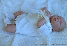 REDUCED 'Adam' Sculpt Reborn Doll Kit - LTD Edition of 300