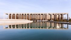 """Oscar Niemeyer's """"Favorite Project in Europe"""" Captured in Spectacular Photo Set by Karina Castro, © Karina Castro"""