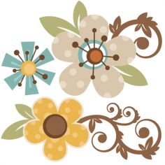 Flowers SVG cutting file for scrapbooking free svg cuts free svgs flower svg files/dn/today only