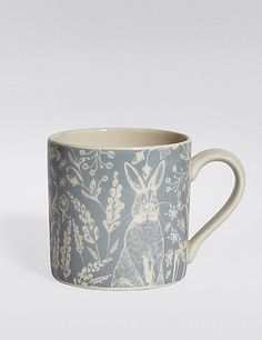 Farmhouse Blue Mug | M&S