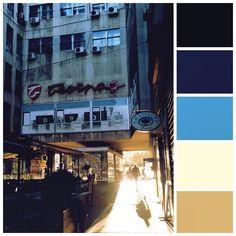 Afternoon #light :) #ig_bgd #ig_bg #ig_serbia #Belgrade #mossomcolours #colourscheme #colourpalette