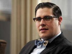 Shuron Ronsir. Mad Men. Rich Sommer.