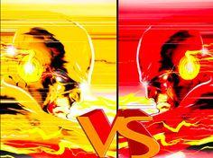 The Reverse Flash vs. The Flash