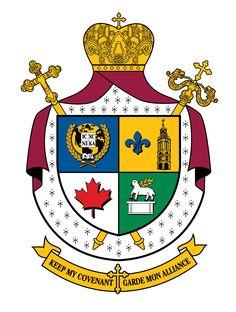 Heraldry Coat of Arms of Taylor | Coat of Arms : Éparchie Melkite Catholique du Canada