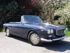 1964 Lancia Flavia Vignale