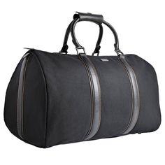 Rhodia ePure Large Travel Bag, Black | Fendrihan Store