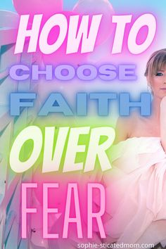 Learn To Not Fear, Learn To Not Worry Learn To Have faith. This is my sermon on why you should have faith over fear and exactly what it means to do so.  I know it is easier said than done BUT it can be done.  Christian advice and video. Christian Women, Christian Faith, Titus 2 Woman, Proverbs 31 Wife, Online Bible Study, Biblical Womanhood, Faith Over Fear, Christian Encouragement, Godly Woman