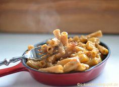 Älplermagronen - One Pot Pasta nach Schweizer Art