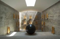 A friend in studio changed my life today when she showed me images of the Chichu Museum by Tadao Ando teamed up with James Turrell. It was love at first sight. Both Ando and Turrell are masters of …