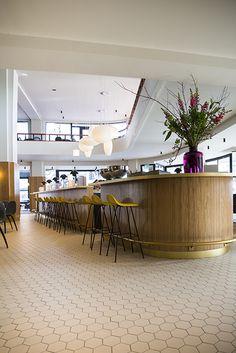 Impressie - Bar brasserie Engels