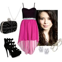 Carly Shay #6 style outfit. Soooo cute!