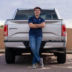 Senior Photos, Senior Portraits, New Ford F150, Football Gear, University Of Arizona, High School Seniors, Sport Cars, Photo Sessions