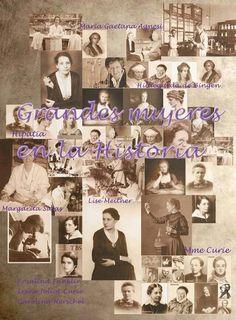 Grandes mujeres en la historia Lise Meitner, Margarita, Movies, Movie Posters, Women In History, Large Women, Films, Film Poster, Margaritas