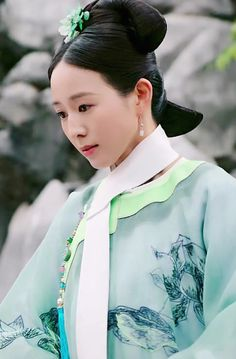 Qing Dynasty, Hanfu, I Movie, Bloom, Cosplay, Costumes, Palace, Dramas, Beauty