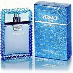 Versace Man Eau Fraîche is a perfume by Versace for men and was released in 2006. The scent is fresh-aquatic.