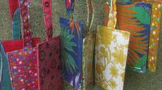 Handmade Luggage Tags  Unique Gift Card Holder  by JJandCompany, - great idea for Mother's Day, stick a gift card to one of mom's favorite stores inside!