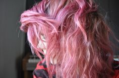 Find images and videos about girl, photography and pretty on We Heart It - the app to get lost in what you love. Pink Streaks, Pastel Pink Hair, Dying My Hair, Heart Hair, Hair Locks, Recipes From Heaven, Body Mods, Hair Inspo, Cute Hairstyles