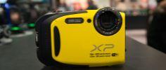 Fujifilm FinePix XP70 First Impressions Review