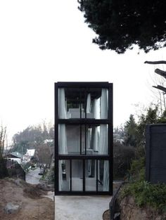 Pezo von Ellrichshausen, Arco House, Concepción, Chile