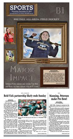 Spring-Ford's Gabby Major was named the 2012 All Area Field Hockey Player of the Year. http://www.pottsmerc.com/article/20121227/SPORTS01/121229576/0/SEARCH/all-area-field-hockey-spring-ford-s-gabby-major-is-player-of-the-year