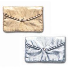 Metallic Silk Pouch    Price: $7.20/dozen