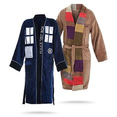 19 Geeky Bathrobes For Sci-Fi and Fantasy Nerds