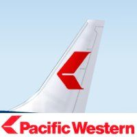 Pacific Western 1986 logo Canadian Airlines, Airline Logo, Western Canada, Air Lines, Commercial Aircraft, Airports, Spacecraft, Planes, Transportation