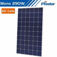 Prostar 5BB most efficient solar panels 290w for home solar system