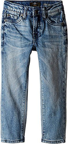 7 For All Mankind Kids Baby Boys Slimmy Foolproof Jeans in Ivory Coast Toddler Ivory Coast Jeans * Details can be found by clicking on the image.Note:It is affiliate link to Amazon.