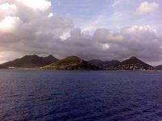 St Thomas island