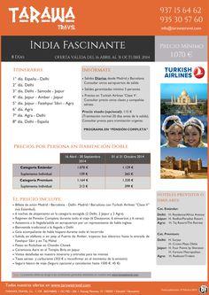 India Fascinante 8 días de viaje en Pensión Completa desde 1070 € ultimo minuto - http://zocotours.com/india-fascinante-8-dias-de-viaje-en-pension-completa-desde-1070-e-ultimo-minuto/