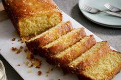 Lemon, semolina and olive oil cake