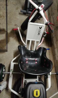 Drift Trike Motorized, Homemade Go Kart, Stationary, Bike, Blue Prints, Bicycle, Bicycles