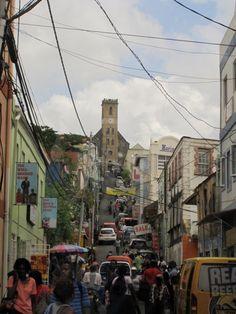 Grenada, in the Caribbean