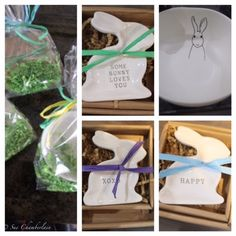 #bunny #Easter #gifts  @The Barn Nursery, Chattanooga!
