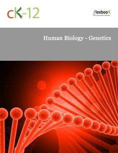 Access this FlexBook with one click: http://www.ck12.org/book/Human-Biology---Genetics/ #CK12 #FlexBook