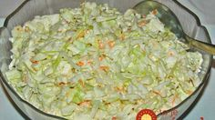 KFC Coleslaw is a five minute side dish you'll enjoy all summer long with your favorite chicken and more! Tastes exactly like the original! KFC Coleslaw is one of my most personal childhood food memories. Side Recipes, Great Recipes, Favorite Recipes, Simply Recipes, Easy Recipes, Kfc Coleslaw, Good Food, Yummy Food, Comfort Food