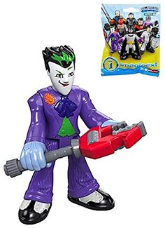 Joker Blind Bag Fisher Price Imaginext DC Super Friends 2...
