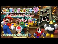 Mario Party 9: Modo Individual ep #2 Fábrica de Bob-omb