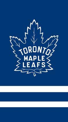 Toronto Maple Leafs Wallpaper, Wallpaper Toronto, Toronto Maple Leafs Logo, Nhl Wallpaper, Nhl Logos, Hockey Logos, Sports Logos, Sports Teams, Maple Leaf Logo