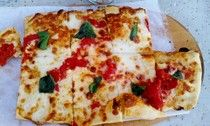 Marcella's #glutenfree pizza - the bomb!  #gf
